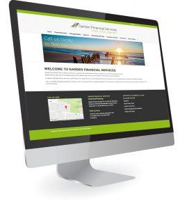 Garden FS Website Design